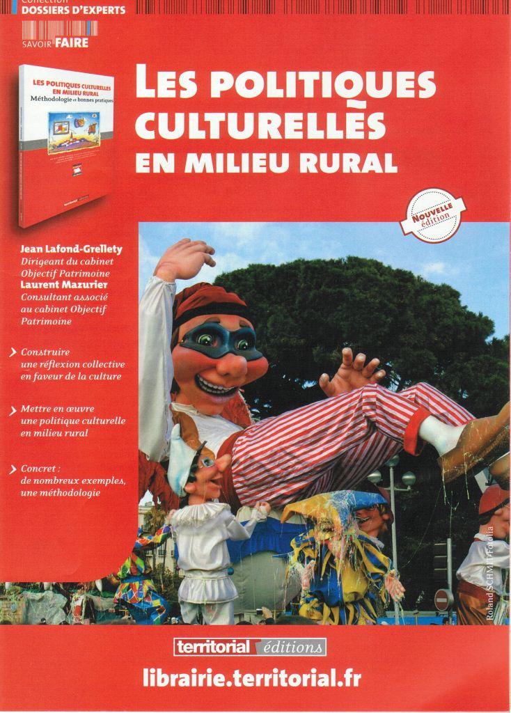 Politiques culturelles milieu rural for En milieu rural